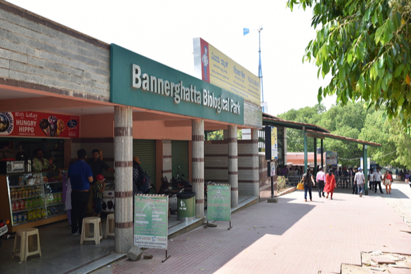 Bannerghatta National Park in Bangalore India