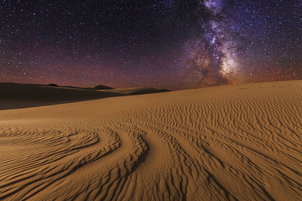 Gobi Desert at Night, Mongolia