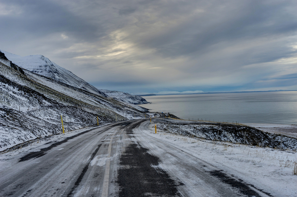 highway in iceland