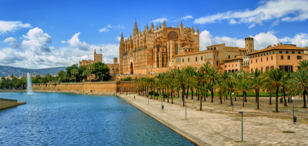 Palma Cathedral Spain