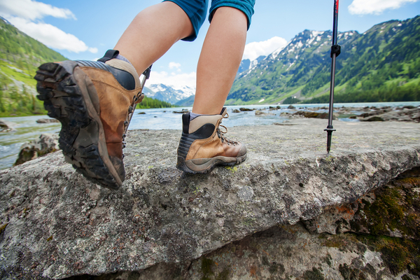 best hiking boots for outdoors