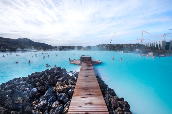 The Blue Lagoon Iceland Spa