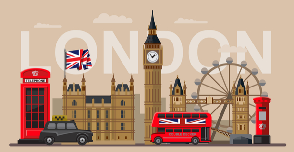 london clip art