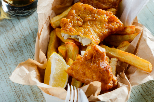Fish and Chips England