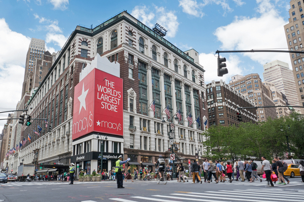 Macy's 34th Street, New York City