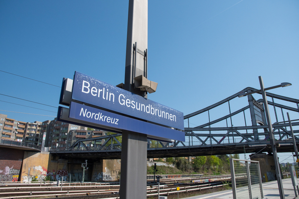 berlin transportation station