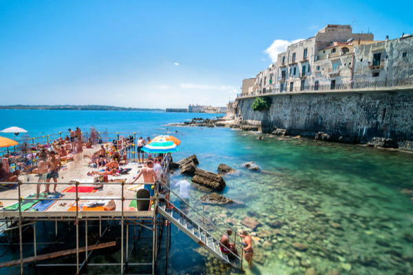 Siracusa Italy View