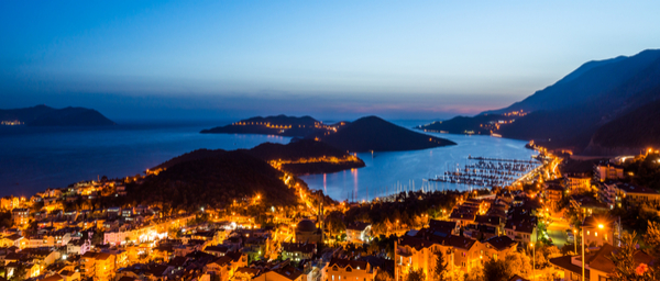 Kas Turkey View
