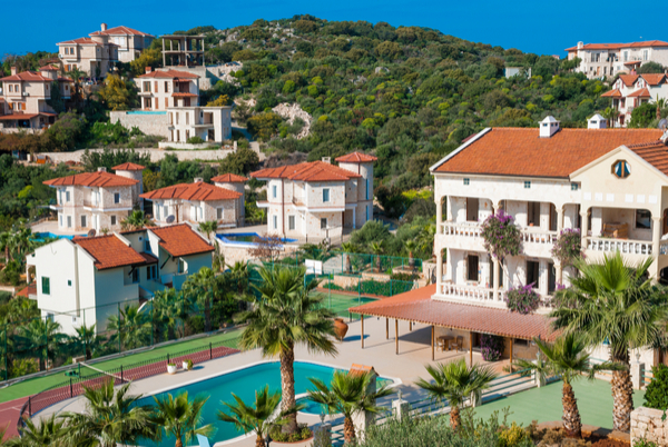 kas turkey villa resorts