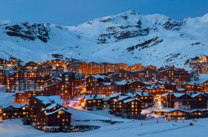 Val Thorens Resorts, French Alps